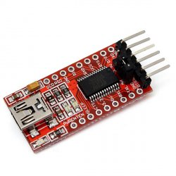 Адаптер USB UART ft232rl Module usb2ttl  FTDI