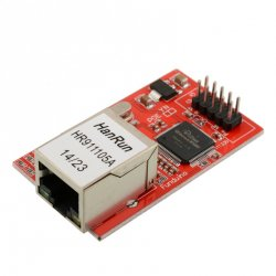 Cетевой контроллер W5100 модуль мини  ардуино Ethernet lan card arduino