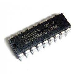 ULN2803  транзисторная сборка Дарлингтона ULN2803A ULN2803APG 2803 DIP18