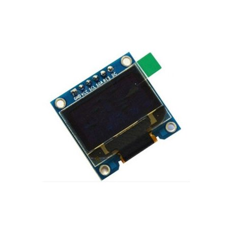 Дисплей синий LCD OLED 0.96'' 128x64 SPI arduino
