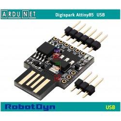 Digispark Attiny85 ROBOTDYN Arduino плата разработчика микро ардуино Kickstarter mini usb