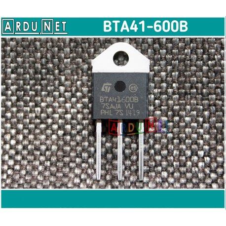 BTA41-600B Симистор ТРИАК TRIAC 40A  TOP-3