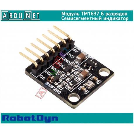 Модуль bmp280 i2c SPI датчик давления и температуры module Pressure ROBOTDYN