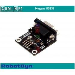 модуль RS-232 MAX3232 ROBOTDYN 3/5в