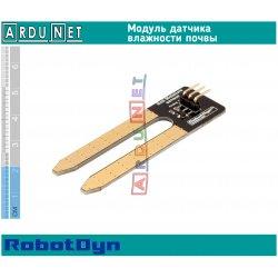 Датчик вологості ґрунту модуль robotdyn