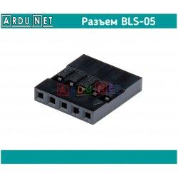 разъем BLS-05 мама папа провода кабель PLS и PLSR