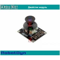 Джойстик Модуль JoyStick Breakout Module Shield ROBOTDYN