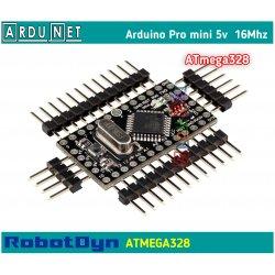 ARDUINO Mini Pro atmega328 5V 16M SMD ардуино про мини 5в 16мгц RobotDyn