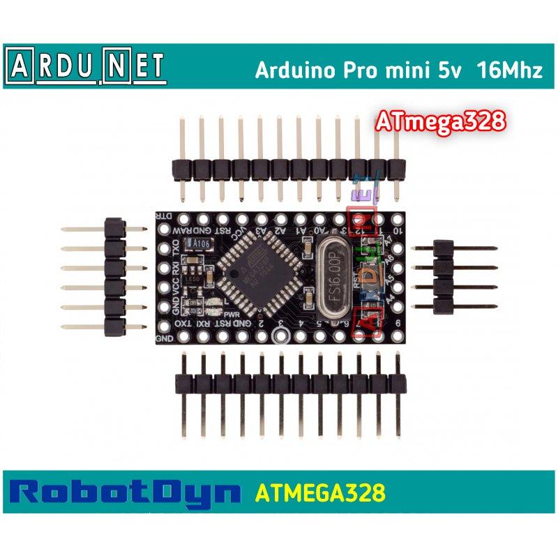Arduino mini pro atmega v m ардуино про мини в