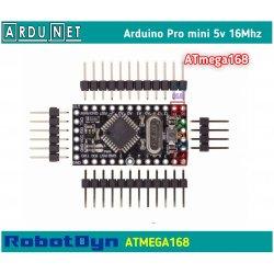 ARDUINO Mini Pro atmega168 5V 16M SMD ардуино про мини 5в 16мгц RobotDyn