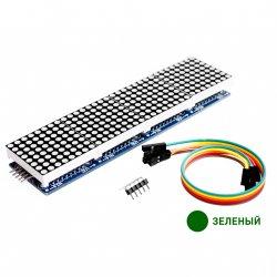 Модуль 4x max7219 Светодиодная матрица 8x8 led matrix LD-1088BS Arduino