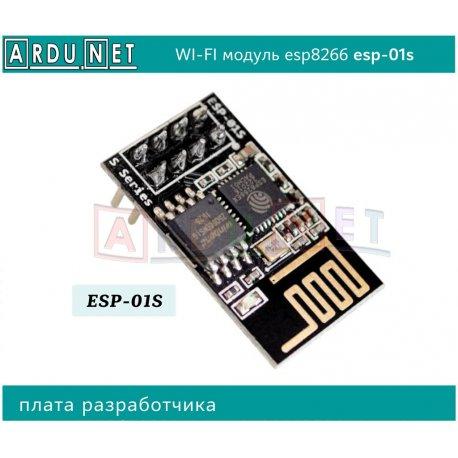 ESP8266 serial WIFI модуль ESP-01s esp01s