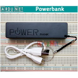 Powerbank Портативное зарядное устройство зарядка аккумулятора 18650