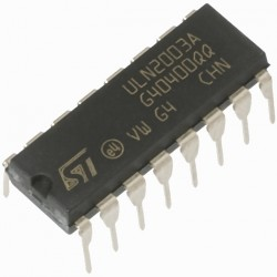 ULN2003  транзисторная сборка Дарлингтона DIP16