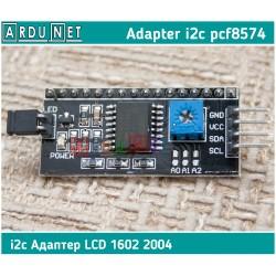 Последовательный интерфейс I2C для LCD 1602/2004 LCD  модуль