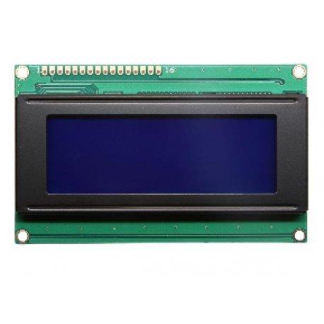 Экран LCD  2004 синий HD44780 дисплей Display