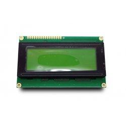Экран LCD  2004 желто-зелёный HD44780 дисплей Display