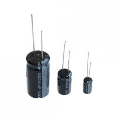 конденсатор электролитический 220мкф 16в