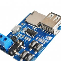 MP3 Плеер аудио Player Audio модуль 3вт выход 3,5мм