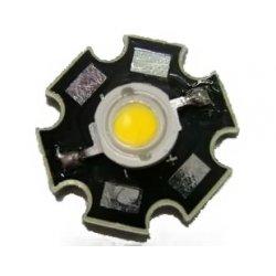 Теплоотвод для светодиодов 1Вт 3Вт 5Вт звездочка алюминиевая пластина радиатор