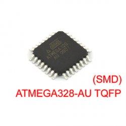 Микроконтроллер ATMEGA328-AU  atmega328 ATMEL AVR TQFP