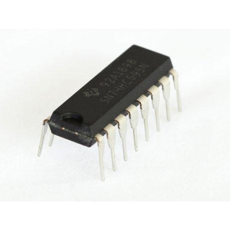 Сдвиговый регистр SN74HC595N 74HC595N 74HC595 DIP-16