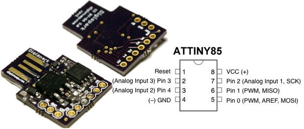 ATtiny85 ISP! Shrink your Arduino projects with ease!